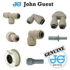 JOHN GUEST 3/8 SPEEDFIT PUSH FIT for Beer Cooler Pump Tap Font Home Bar Filter