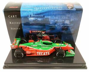 ADRIAN FERNANDEZ 1999 REYNARD CART RACE CAR, TECATE QUAKER STATE #40 ACTION 1:43