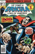 TOMB OF DRACULA 58   BLADE COVER!          HIGH GRADE COPY!      LOW BIN!