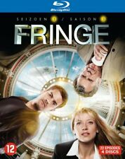 BLU-RAY- FRINGE  SEIZOEN 3   (NEW SEALED)