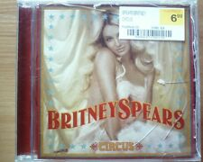 Britney Spears - Circus CD Sealed