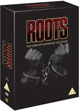 ROOTS - THE COMPLETE ORIGINAL SERIES - DVD - REGION 2 UK
