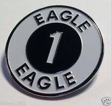 SPACE 1999 Eagle 1 pin NEW! / Gerry Anderson Moonbase alpha One Metal Brooch