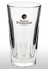 Russian Standard Vodka Glass New