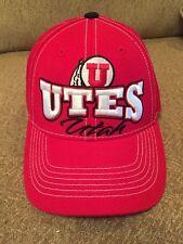 online store 52bc0 bc385 NWOT, Top Of The World, Utah Utes, Baseball Cap, Size Adjustable