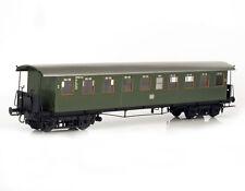 S Scale Model Railroad Passenger Cars