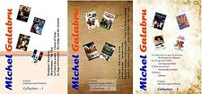 Michel Galabru 3 Collections Set. Français. English Subtitles. 12 films