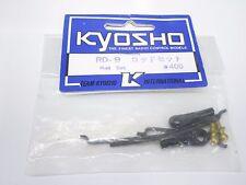Kyosho Raider 2WD Speed Control Tie Rod & Pivot Ball End Set #RD-9 OZ RC Models