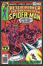 Peter Parker, Spectacular Spider-Man #27~~1st Miller Daredevil~~ 1979 (7.5) WH