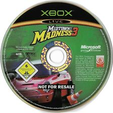 Midtown Madness 3 Disc (Microsoft Xbox, 2003) - PAL Version