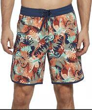 "Patagonia Men's Scallop Hem Stretch Wavefarer 18"" Board Shorts 86731 Size 38"