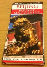 BEIJING Pocket Map & Guide DK Eyewitness Travel Book (Paperback) NEW