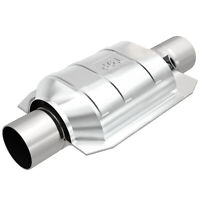 MagnaFlow 23210 Large Stainless Steel Direct Fit Catalytic Converter