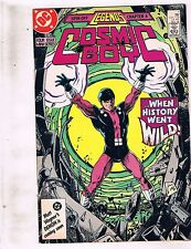 Lot of 3 Cosmic Boy DC Comic Books #1 3 4 BH53