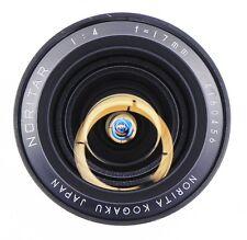 Noritar 17mm f4 Nikon SLR mount  #4160456
