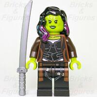 New Marvel Super Heroes LEGO® Gamora Avengers Infinity War Minifigure 76107