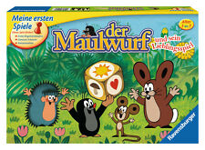 Ravensburger 21570 - der Maulwurf und Sein Lieblingsspiel