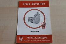 102245) Pierburg - Speed Governor - Prospekt 196?