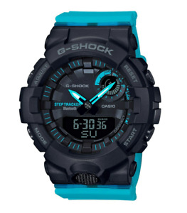 Authentic Casio G-Shock Ana-Digi Bluetooth Step Tracker Watch GMAB800SC-1A2