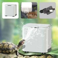 Home 220V Aquarium Turtle Inner Filter Low level Water Reptile Amphibian Tank