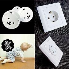 Eg _20x Sicherheit Elektrisch Steckdose Stecker Kindersicher Stoß Schutz