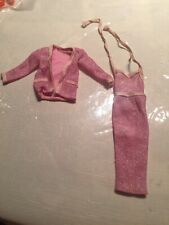 Barbie Doll Evening Gown With Jacket