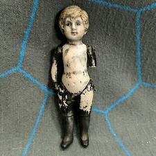 """Antique Bisque Doll - Made In Nippon / Japan 6"""""""