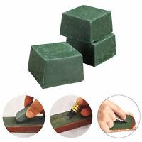 3pcs Leather Strop Sharpening Polishing Compound Leathercraft Abrasive Tool