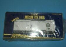 American Flyer 2004 TTOS BNSF Icicle Reefer W/ETD #6-48236 NIB