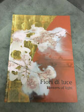 LIBRO FIORI DI LUCE FLOWERS OF LIGHT YOSHIKO ISHIKAWA PALAZZO VECCHIO FIRENZE
