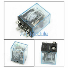 1PCS 12V Small Relay Omron LY2NJ DC 10A 8PIN Coil DPDT L