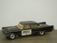 Desoto Fireflite Police - Dinky Toys 258 England *46317