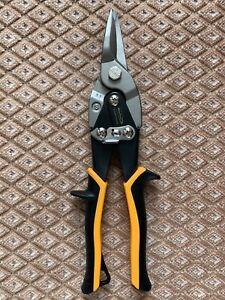 Blue-Point Straight Cut Aviation Tin Snips. New Premium Tool. AVSNP0103OCN