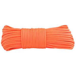 Glow in the Dark Paracord - 21 Strand 550 Luminous Paracord Parachute Rope Cord