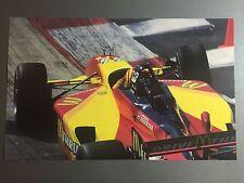 2000 Tony Kannan's McDonald's Racing Indy Car Print Picture Poster RARE! Awesome