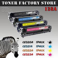 4PK 128A CE320A CE321A CE322A CE323A Toner For HP CP1525 CP1525n CP1525nw CM1415