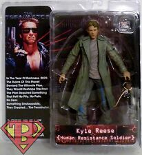 "KYLE REESE (HUMAN RESISTANCE SOLDIER) The Terminator Movie 7"" Figure Neca 2012"