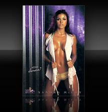 Sandra McCoy - Music Video Beauties 24x36 Color Wall Poster - Rare - FEW LEFT!
