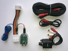 Factory Radio Add A Subwoofer Amplifier Plug and Play Harness Fits Nissan Subaru