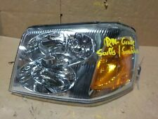 DRIVER LEFT HALOGEN FITS GMC ENVOY 02-09 HEADLIGHT LAMP ASSEMBLY [JA145 READ]