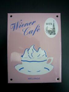 Emailschild - Wiener Cafe - Melange