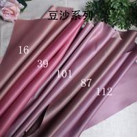 Satin Silk Fabric Plain Cloth Bridal Wedding Dress Costume Craft Bedding Sewing