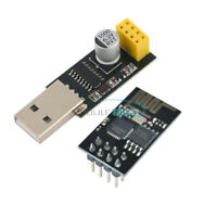USB to ESP8266 ESP-01/01S CH340G Serial Wifi Adapter Module Development Board