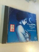CD AUDIO: ORNELLA VANONI VOL.1 - I GRANDI SUCCESSI