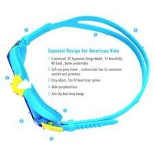 Kids Swimming Goggles COPOZZ Child Age 4 12 Waterproof Swim Goggles With
