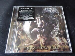 Sothis - De Oppresso Liber (SEALED NEW CD 2008) FOR FANS OF EMPEROR & IMMORTAL