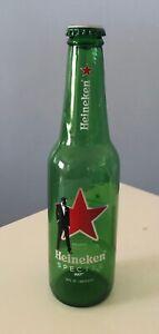 James Bond Heineken Beer Bottle Spectre - USA 12 fl oz - 355 ml Empty Special