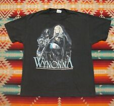 New listing Rare Debut Album Wynonna Judd Double Sided T-Shirt Band Tour Music Xl