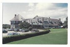 RI Watch Hill Rhode Island The Misquamicut Club Postcard