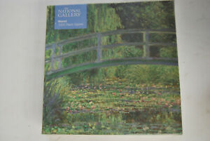 The National Gallery - Monet - The Water-Lily Pond - 1000 Piece Jigsaw Puzzle